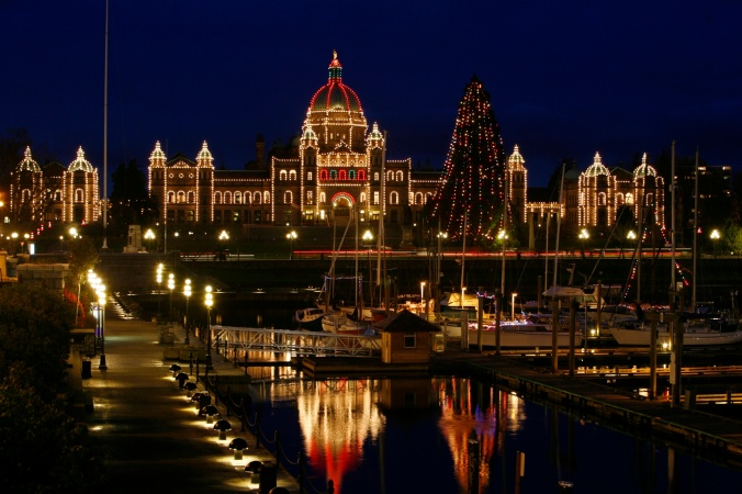 BC Parliament Buildings Victoria BC